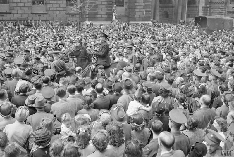 Victory in Europe Day: How World War II changed the UK